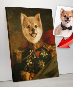 Royal Pet Portrait